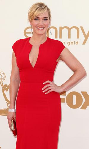 Kate Winslet, 63rd Primetime Emmy Awards Arrivals Los Angeles, California - 18.09.11