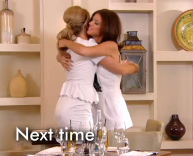 Lucy Mecklenburgh and Lydia Bright on TOWIE, preview on 16 June 2013