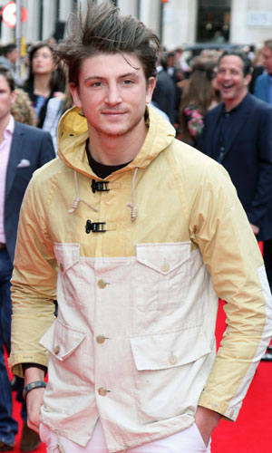 Tom Kilbey, The World Premiere of 'Hummingbird' at Odeon West End, 17 June 2013