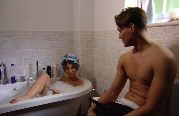 TOWIE preview clips: Ferne McCann and Charlie Sims - airs 19th June