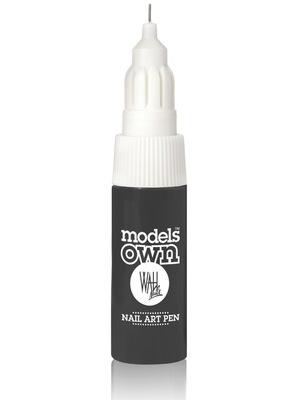 Models Own Nail Art Pen in black