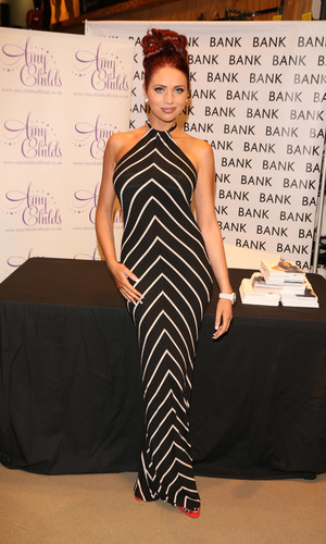 Amy Childs promotes her range of clothing - 27 June 2013