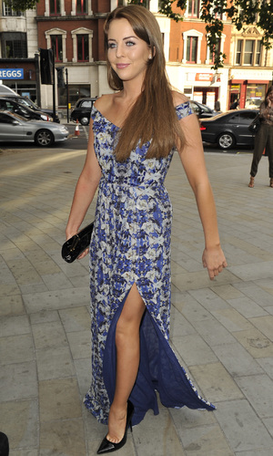 Lydia Bright at launch party for Odabasj and Macdonald collection at the ME Hotel - 25 June 2013
