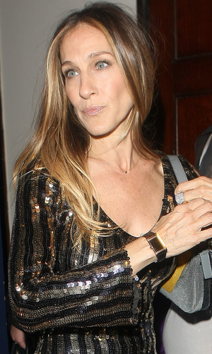 Sarah Jessica Parker - Charlie and the Chocolate Factory - press night held at the Theatre Royal - Departures - 26 June 2013