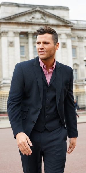 Mark Wright for Goodsouls at Littlewoods