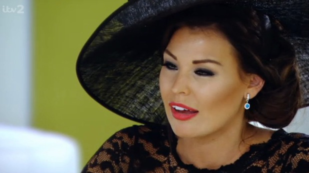 TOWIE's Jessica Wright - 27 June 2013
