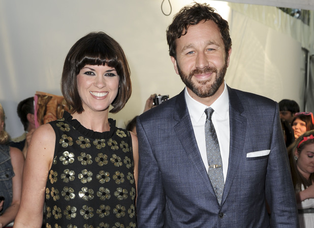 Chris O'Dowd,Dawn O'Porter: Glamour Women Of The Year Awards held at Berkeley Square Gardens - Arrivals. 4 June 2013