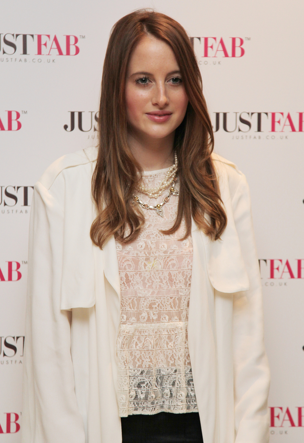 Rosie Fortescue Just Fab evening of style