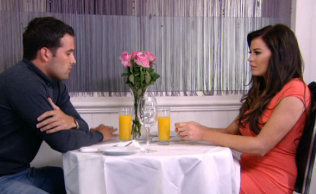 TOWIE (23 June) Jessica Wright and Ricky Rayment talk over his infidelity