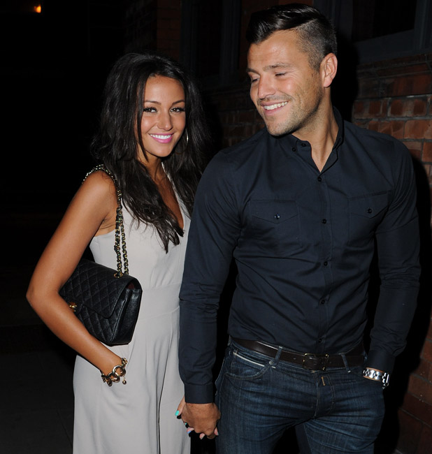 Celebrities arrive at Great John Street Hotel to celebrate Brooke Vincent's 21st birthday party Person In Image: Michelle Keegan, Mark Wright Credit :Steve Searle/WENN.com Special Instructions : Date Created :06/08/2013 Location :Manchester, United Kingdom