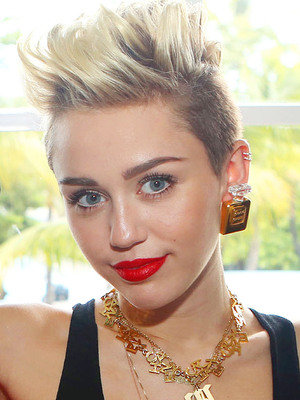 Miley Cyrus, Y-100 Presents Mack-a-Palooza at Clevelander, South Beach, Miami, America - 29 Jun 2013