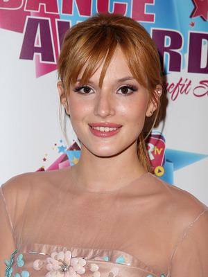Bella Thorne at the kar TV Dance Awards - Las Vegas, USA, 3 July 2013