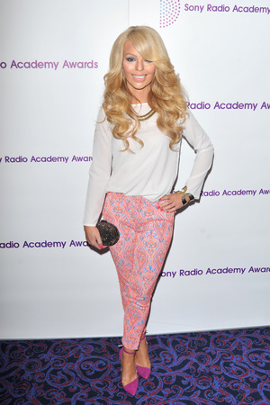 Katie Piper - Sony Radio Academy Awards - 13.5.2013