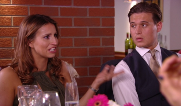 TOWIE preview - Ferne McCann and Charlie Sims - 3 July 2013