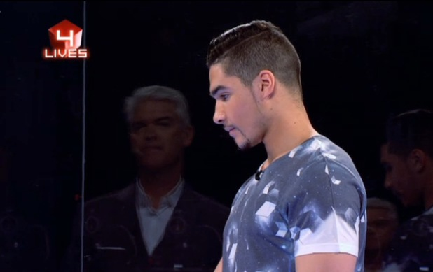 Louis Smith on The Cube - 29 June 2013