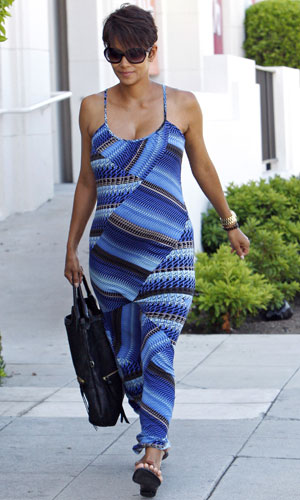 Halle Berry out in Los Angeles, 29 June 2013
