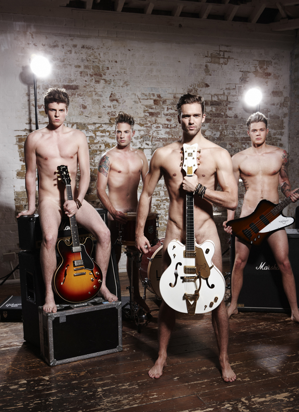 'Lawson posed for the August issue of Cosmopolitan (on sale 4th July) to raise awareness of male cancer for Cancer Research UK