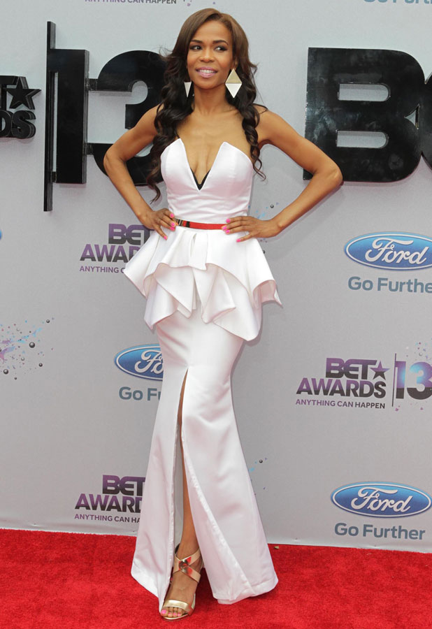 Michelle Williams at BET Awards, 30 June 2013
