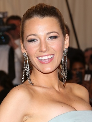 Blake Lively,  'PUNK: Chaos to Couture' Costume Institute Gala at The Metropolitan Museum of Art, 7 May 2013