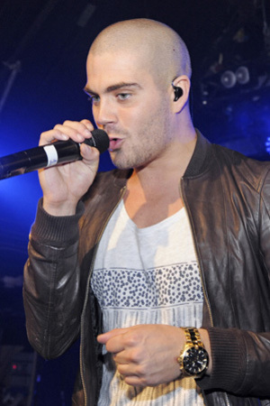 The Wanted perform at G-A-Y nightclub at 2 a.m. to celebrate London Pride 2013 PersonInImage:	The Wanted,Max George Credit :	Chris Jepson/WENN.com Special Instructions : Date Created :	06/30/2013 Location :	London, United Kingdom