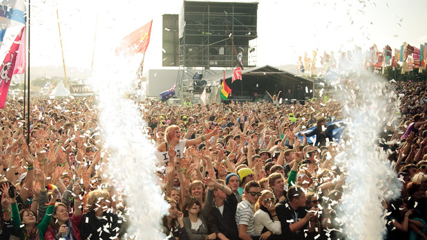 T In The Park, BBC3