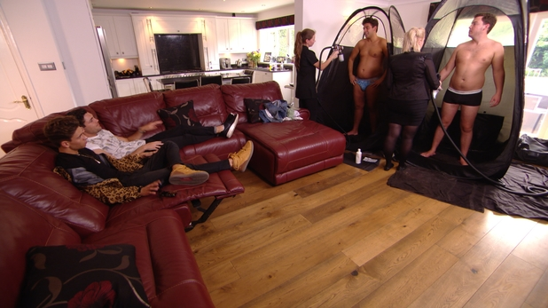 TOWIE's James 'Arg' Argent and Diags in series 9 finale - 10 June 2013