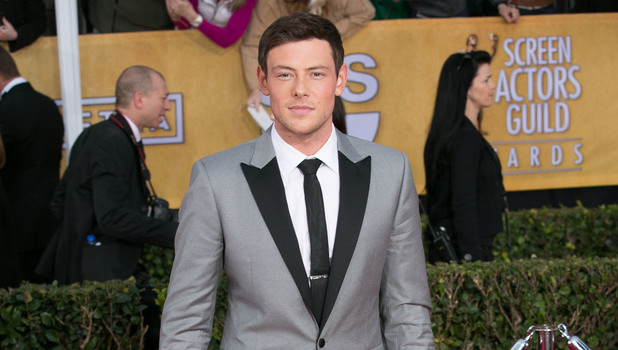 Cory Monteith attends 19th Annual Screen Actors Guild (SAG) Awards