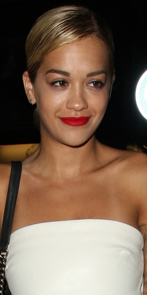Rita Ora leaving E&O Restaurant in Notting Hill after dining with friends