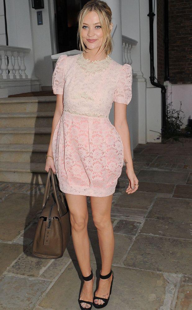 Laura Whitmore at ITV Summer Party, London, Britain - 17 Jul 2013