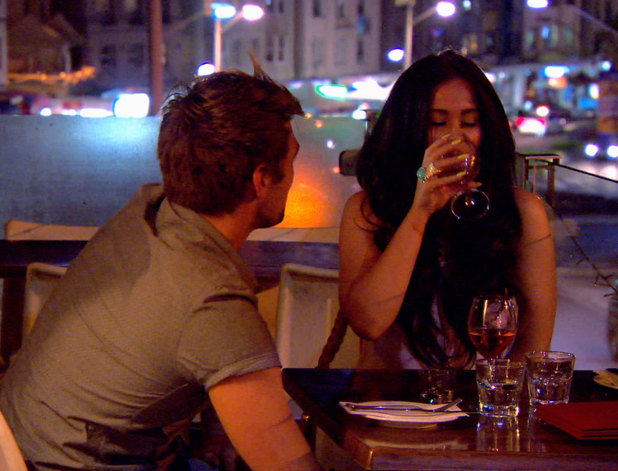 Geordie Shore: Going Down Under - Vicky Pattison goes on a date - 2013