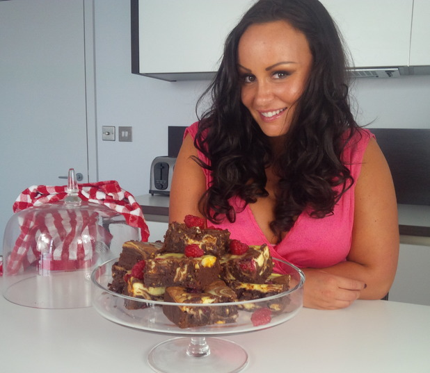 Chanelle Hayes hints that she will be launching her own baking show - 17 July 2013