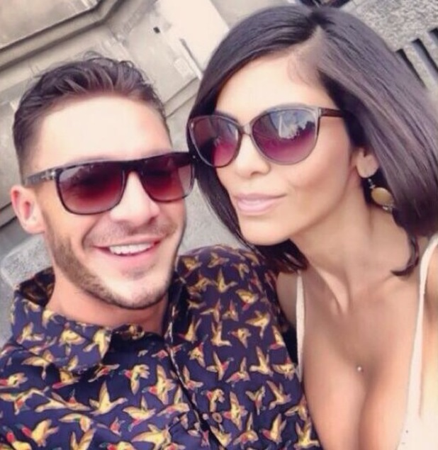Kirk Norcross and Cami Li visit the London Dungeons - 15 July 2013