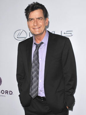 Charlie Sheen, Premiere of 'Scary Movie 5' at ArcLight Cinemas Cinerama Dome in Hollywood, 11 April 2013