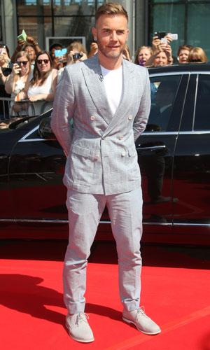 Gary Barlow, The X Factor auditions held at Wembley arena - London, 15 July 2013