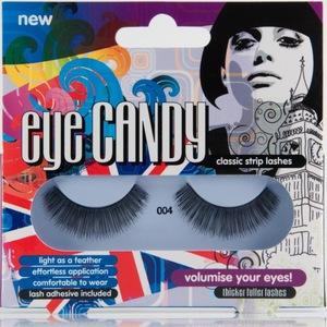 Eye Candy Volumise False Lashes in 004, £4.49
