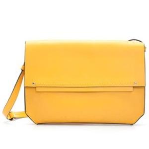 Zara messenger bag yellow