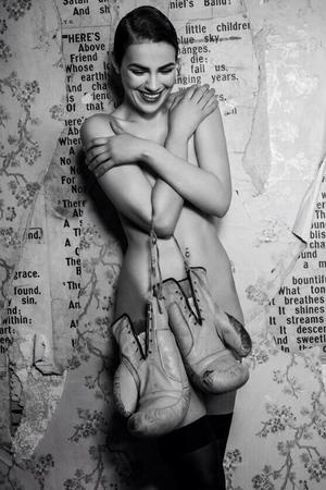 Britain & Ireland's Next Top Model 2013 - Emily Garner nude shoot