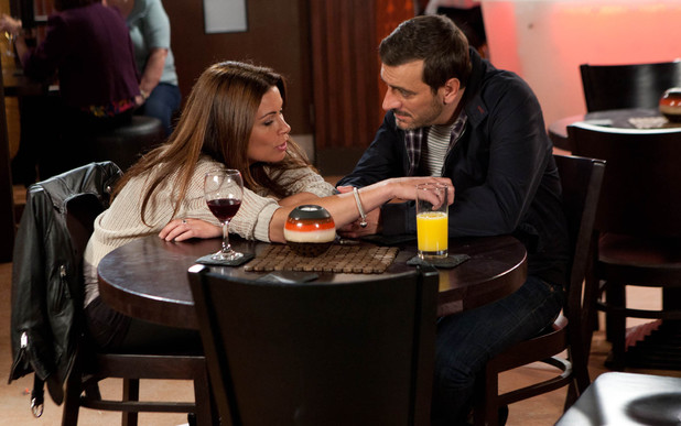 Corrie, Carla proposes to Peter, Wed 24 Jul