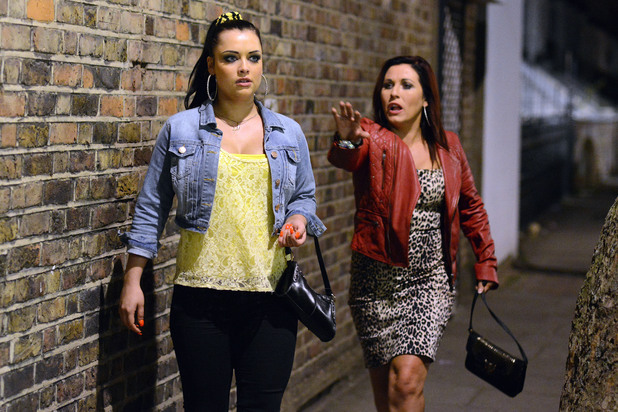 EastEnders, Kat tries to stop Whitney leaving, Fri 2 Aug