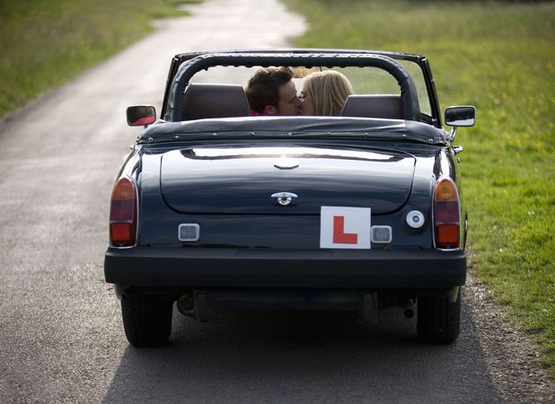 Half of Brits have 'done the deed' in a car!