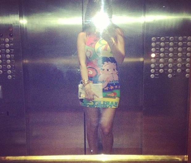 Kourtney Kardashian in Miami, Florida - 20 Jul 2013