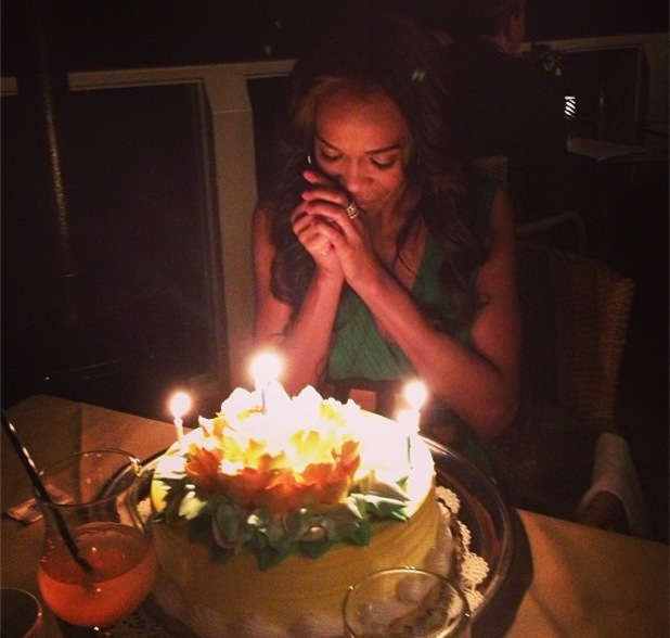 Michelle Williams celebrates 32nd birthday - 23 July 2013