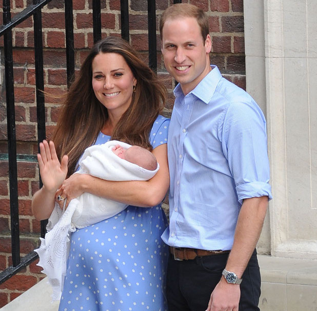 Prince George, Joey Essex, Peter Andre: top stories from 24 July 2013
