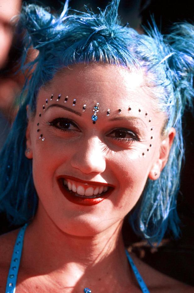 MTV MUSIC AWARDS, LOS ANGELES, AMERICA - 1998 Gwen Stefani / No Doubt
