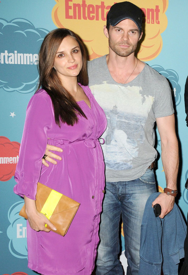Entertainment Weekly party at Comic-Con, San Diego, America - 20 Jul 2013 Rachael Leigh Cook and Daniel Gillies