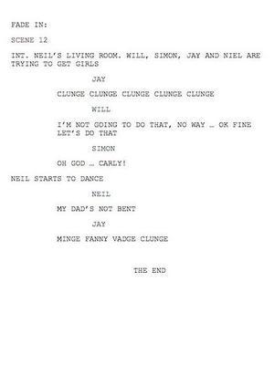 James Buckley reveals Inbetweeners 2 movie script - 2 August 2013