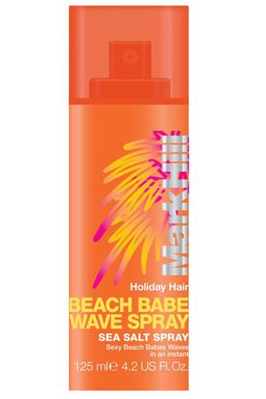 Mark Hill Holiday Hair Beach Babe Wave Sea Salt Spray, £5.99 for 150ml