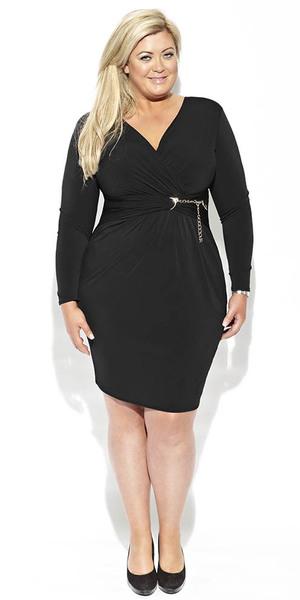 Gemma Collins Collection Dress