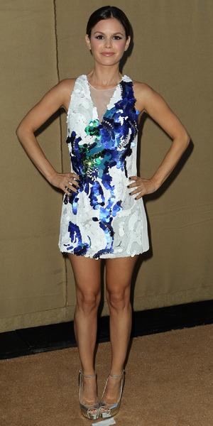 Rachel Bilson CW, CBS and Showtime 2013 Summer TCA Party - Arrivals