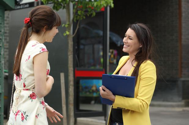 EastEnders, Poppy meets Sadie, Mon 5 Aug